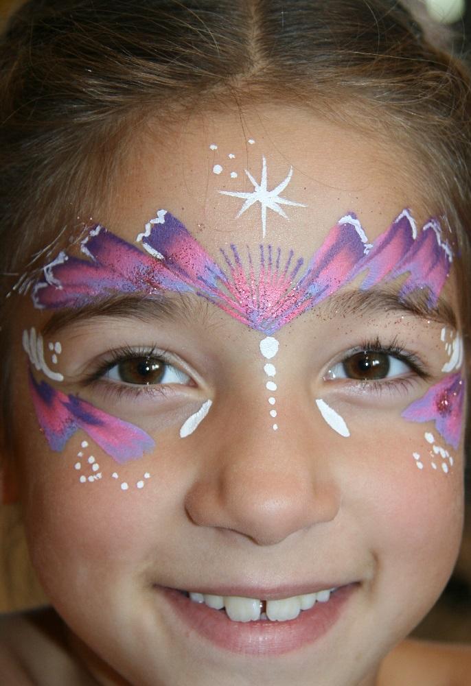 Onwijs Face paint oftewel gezichts schmink | IkSchmink.nl NT-87